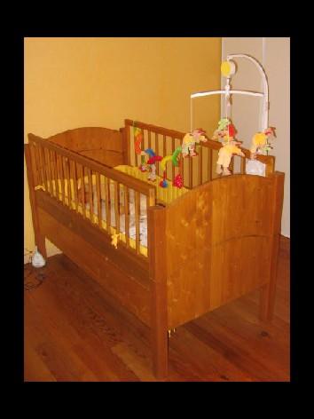 Meubles en bois pour enfants artisanat d 39 art design original - Lit enfant ajustable ...